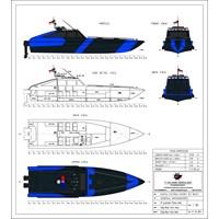 PATROL BOAT SPORT JET 12 M (10 PAX) 1