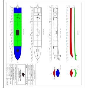 FISHING BOAT 3 GT 1.40 M