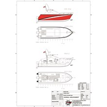 SPEED BOAT 7.2 M type 1.1