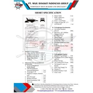 CATTAMARAN BOAT P.12.00M -14.00M VIP