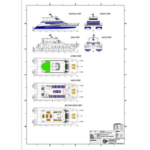 VIP CATTAMARAN P.18 M (PASSENGER CAFE AND RESTO)