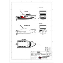 SPEED BOAT SPORTY  P.5.8M