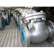 Swing Check Valve Carbon Steel Astm A216 Wcb