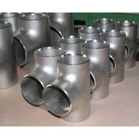 Jual Equal Tee Stainless Steel SS316L