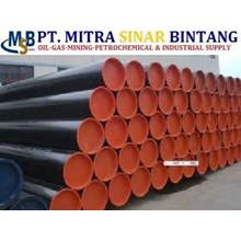 Pipa Seamless Carbon Steel Astm Api 5L