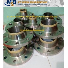 Flange Welding Neck Stainless Steel A182 F316L