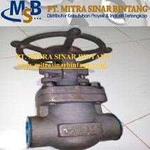 Gate Valve Class 1500 Forged Steel A105