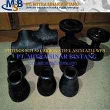 Fittings Reduser Dan Elbow Carbon Steel Astm A234 Wpb
