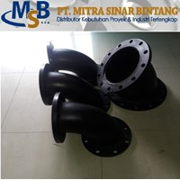 Jual Elbow All Flange Carbon Steel A234 Wpb