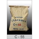 Castable C 55  Untuk Incenerator Pemusnah Limbah  1