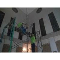 cuci lampu kristal By Indah Karya Bersaudara