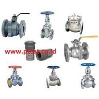 Globe Valve - Katup valves