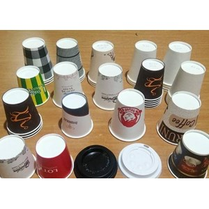 Papper Cup Coffe