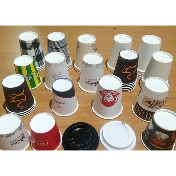 Paper Cup Coffe