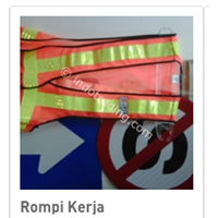 Rompi Kerja Safety