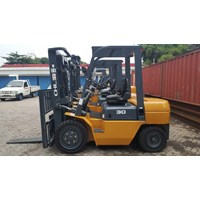 Supplier Forklift Diesel Di Surabaya-Gresik-Mojokerto