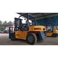 Cheap Diesel Forklift Dealer In The Samarinda-Balikpapan-Biak-Pontianak