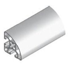 aluminium profile radius
