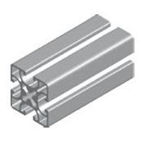Jual aluminium profile 45x45