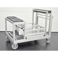 Jual Trolley Aluminum prifile