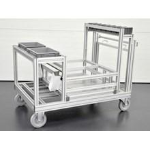 Trolley Aluminum prifile