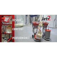 Mach'jet SAMES MANUAL Powder Coating.