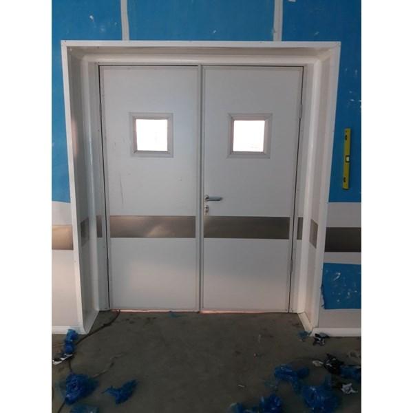 Pintu Swing & Pintu Geser Sliding