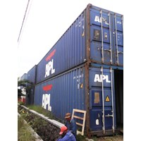 Box Container Bekas 40