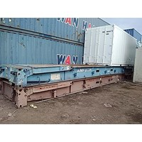 Box Container Flatrack 40 Ft