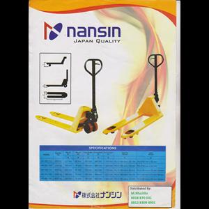 Distributor Handpallet Nansin