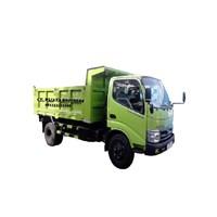 Dump Truck Kotak Press