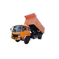 Dump Truck Prahu Engkel