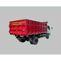 Jual Dump Truck Knock Down