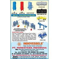 Jual Tangki Air Mixing Tank Indonesia call. 0812 1060 8750 www.indovessels.com PT. HERDATAMA INDONUSA 2