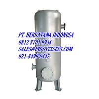 Jual Pressure Tank 1000 Liter harga pressure tangki 1000  liter  CALL. 0812 1060 8750 sales@indovessels.com PT. HERDATAMA INDONUSA  www.indovessels.com