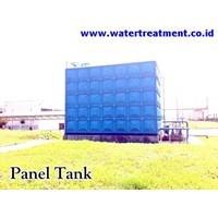 Tangki Panel Fiberglass call 081210 608750  sales@indovessels.com PT. HERDATAMA INDONUSA tangki air fiber 1