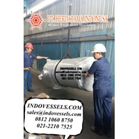 Jual  Air Receiver Tank Harga Murah Supplier Produsen Jakarta Bekasi WA. 0812 1060 8750 WWW.INDOVESSELS.COM 2