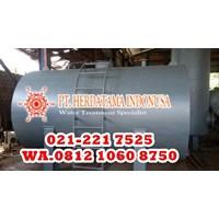 Tangki Genset Solar 6000 7000 8000 10000 Liter Jual Daftar Harga Ukuran Dimensi Spesifikasi Supplier Produsen Minyak Sayur BBM CPO Storage Tank INDOVESSELS.COM 0812 1060 8750
