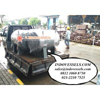 Jual Air Receiver Tank Indonesia - Air Receiver Tank Indonesia 1000 Liter - Pressure Tank Indonesia  2
