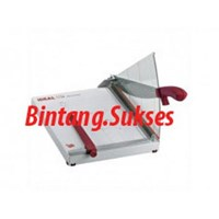 Mesin Pemotong Kertas Paper Cutter Trimmer Ideal