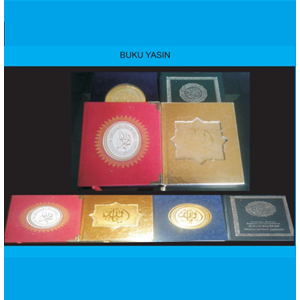 Jasa Cetak Buku Yasin By CV. Rahmata Cemerlang