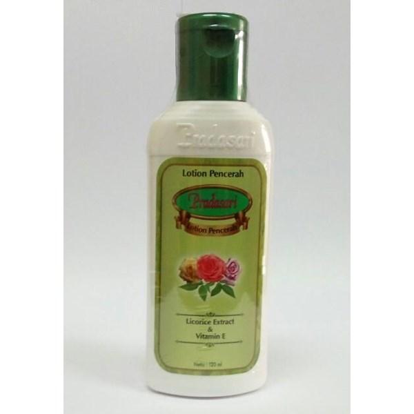 Whitening Cream Lotion Pencerah Pradasari - Perawatan Tubuh