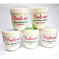 Creamy Bath Wraps Pradasari