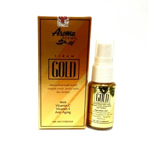 Serum Gold Perawatan Wajah