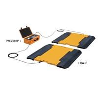 Timbangan lantai Portable Kabel 1