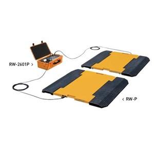Timbangan lantai Portable Kabel