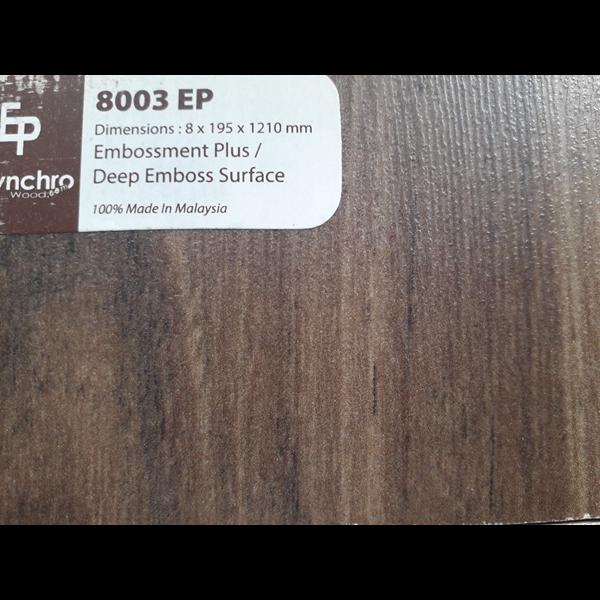 Laminate Wood Floor Parquet Synchrowood