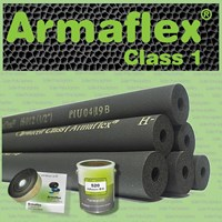 Class 1 Armaflex thermal insulation