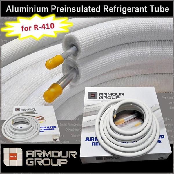 Pipa Aluminium - Pipa set AC Armour