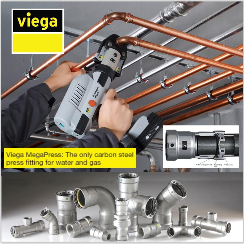 Sell Viega Mega Press From Indonesia By Pt Golden Prima
